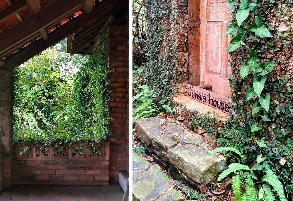 Jungle House – Ở xứ quan họ có một ngôi nhà xinh như thế