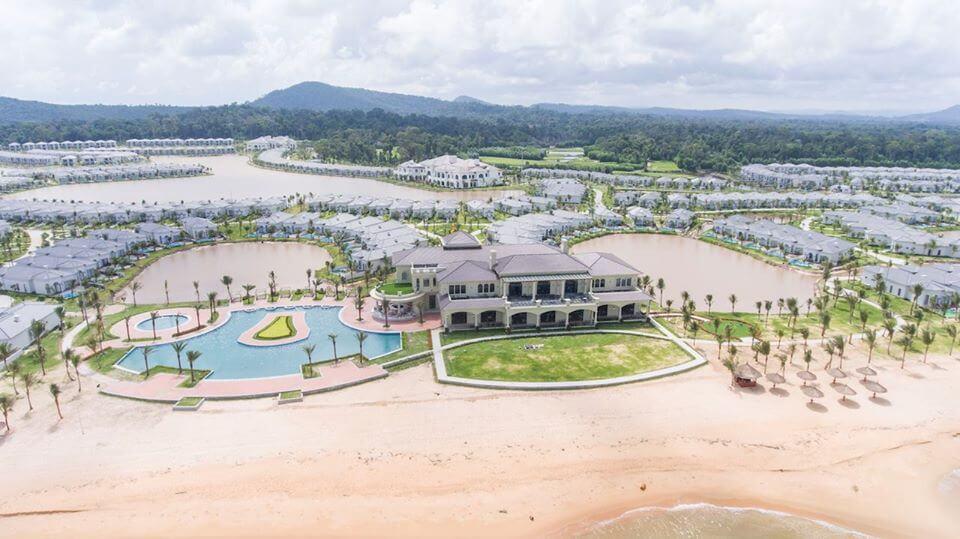 Đẹp hết nấc với Vinpearl Phú Quốc Ocean Resort & Villas