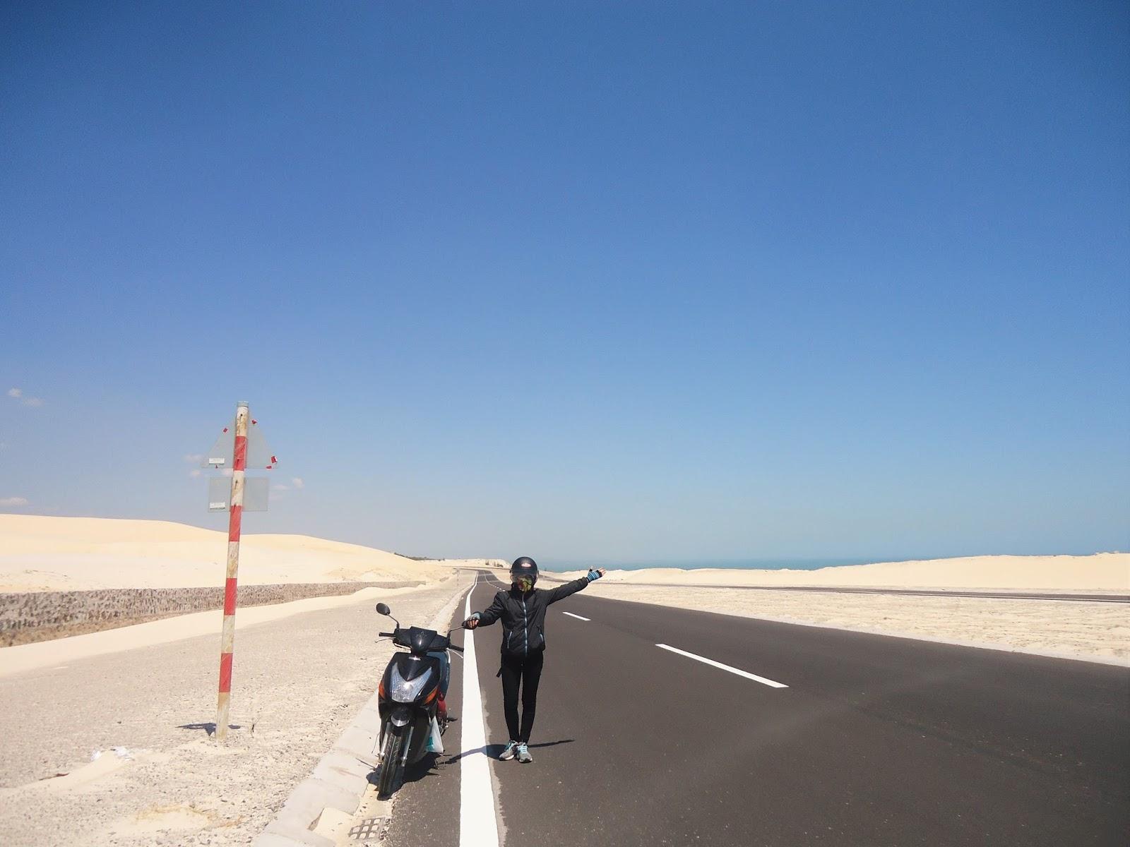 Bàu Trắng Bình Thuận phải chăng đây là Sahara của Việt Nam !!!