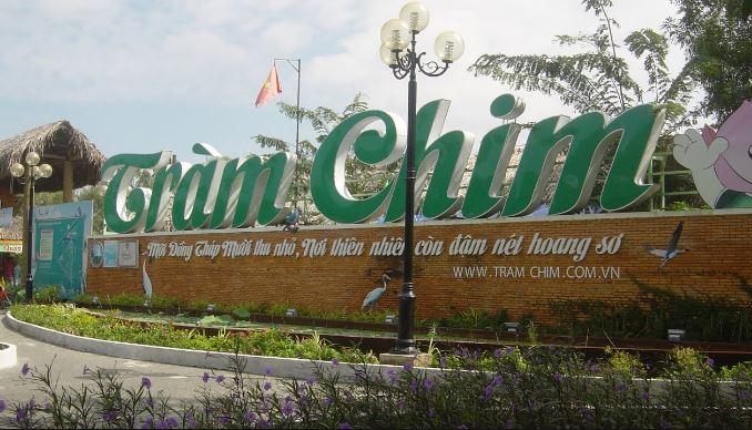 Kinh nghiệm phượt Tràm Chim Đồng Tháp từ Sài Gòn