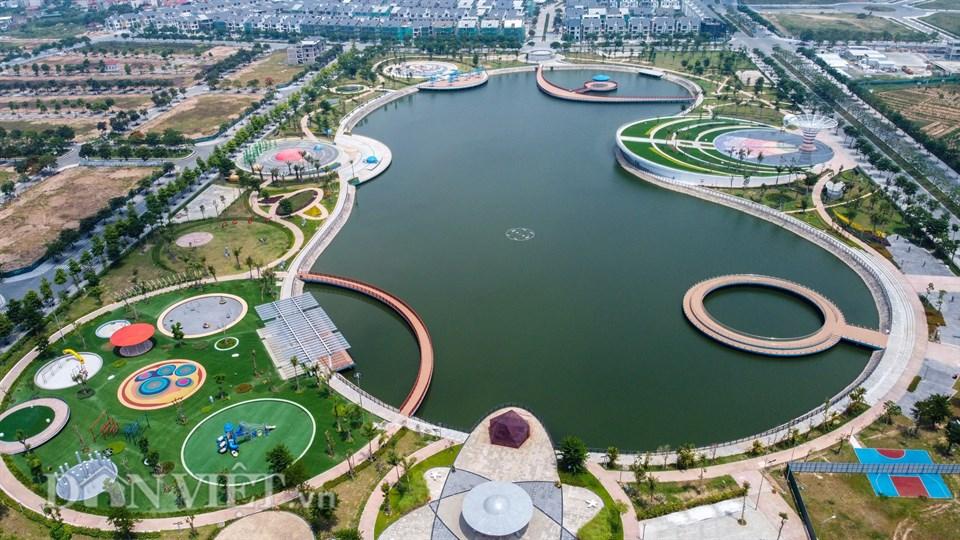 Công viên thiên văn học đầu tiên của ĐÔNG NAM Á tại Hà Nội