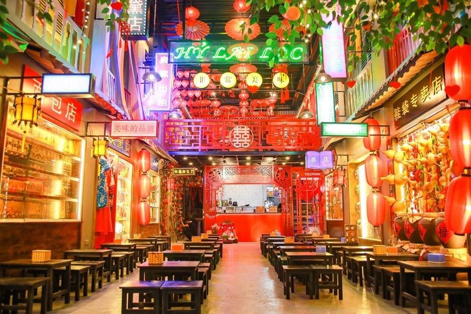 Check-in Hỷ Lai Lạc – Quán chè phong cách Thượng Hải tại Hà Nội