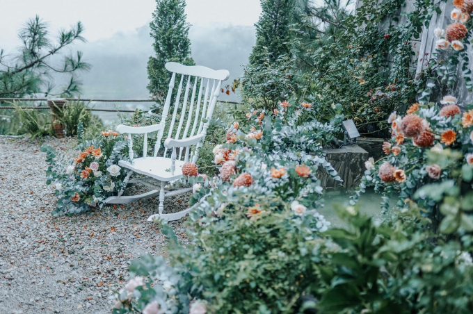 Save Garden Đà Lạt – Quán cafe phong cách cổ điển Tây phương
