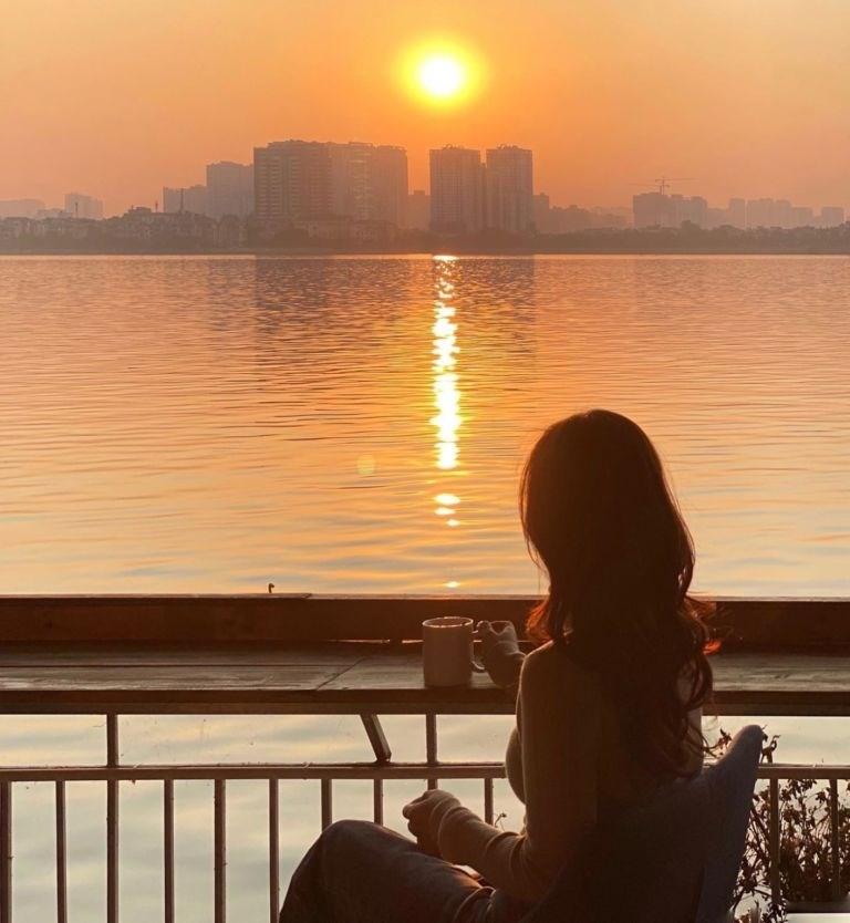 TOP 10+ Quán Cafe View ngắm Hồ Tây đẹp như tranh tại Hà Nội