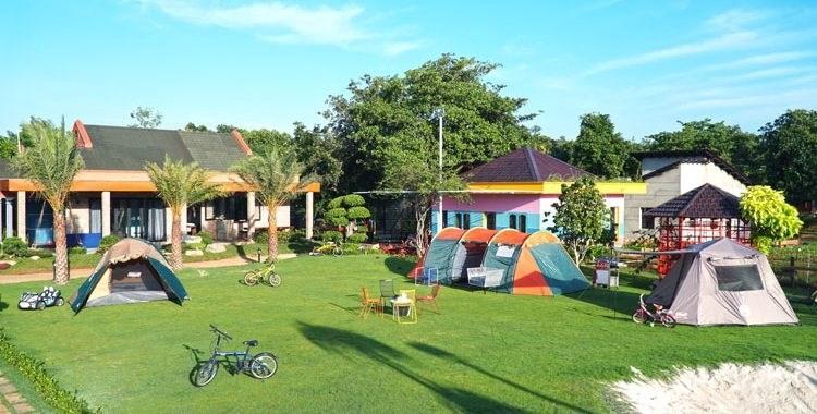 Green Field Farm Stay – Địa điểm cắm trại xanh mướt tại Vũng Tàu