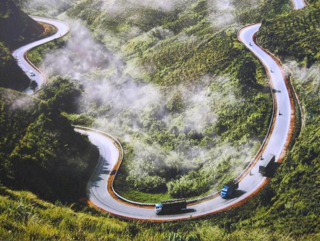 Khám phá tứ đại đỉnh đèo của Việt Nam