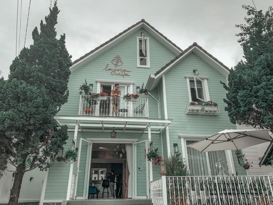 Check in ngay homestay LaJoia Villa Đà Lạt – Homestay giường tầng Đà Lạt