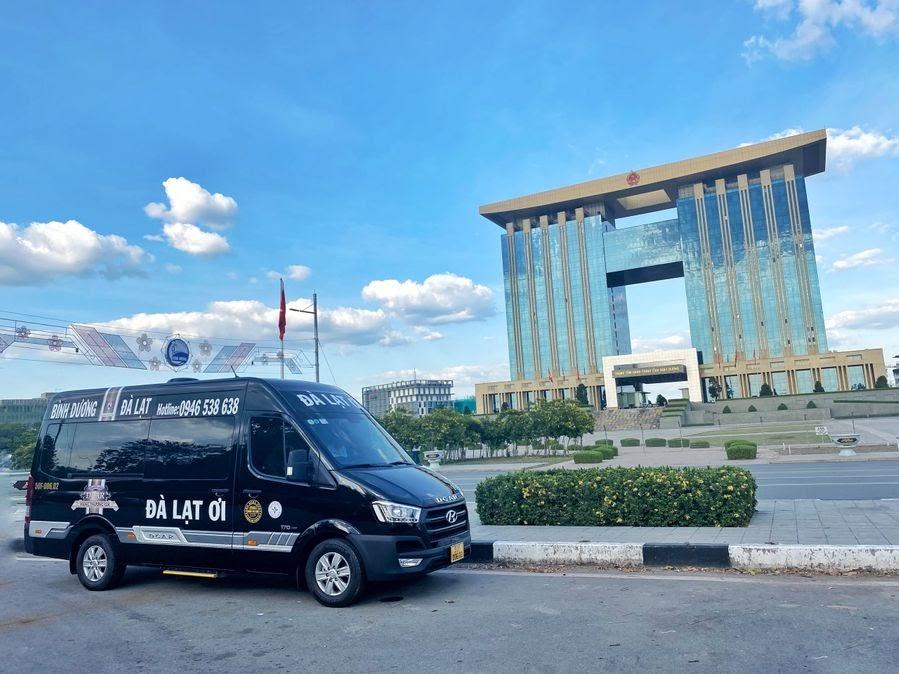 [ Review ] Xe limousine đi Đà Lạt uy tín, chất lượng